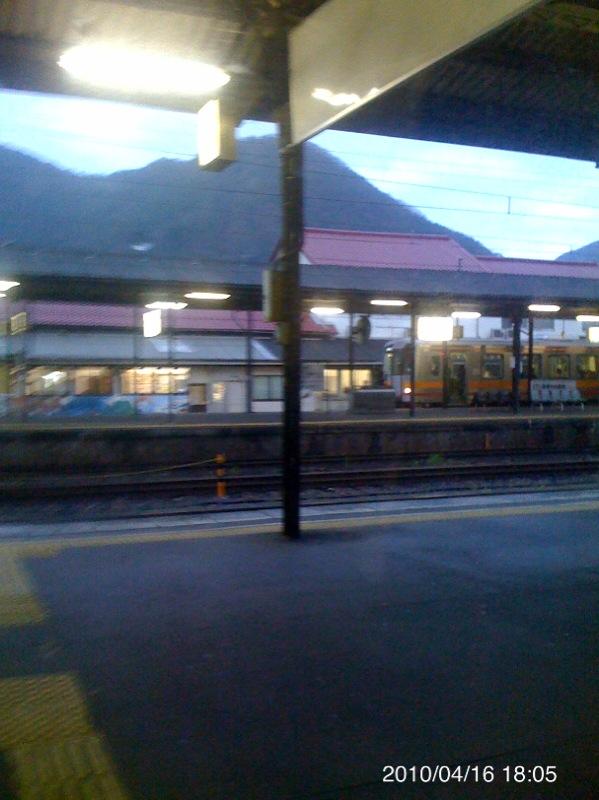 岡山から北へ